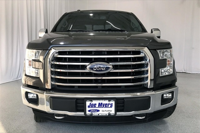 2017 Ford F-150 SuperCrew Cab 4x4, Pickup #PHKC22910 - photo 5