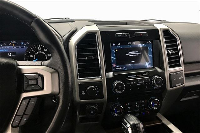 2017 Ford F-150 SuperCrew Cab 4x4, Pickup #PHKC22910 - photo 8