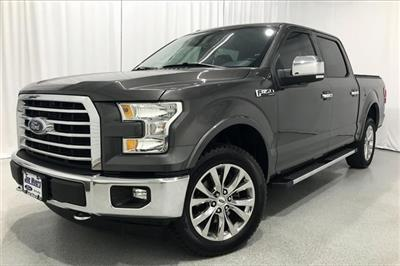 2017 Ford F-150 SuperCrew Cab 4x4, Pickup #PHKC22910 - photo 1