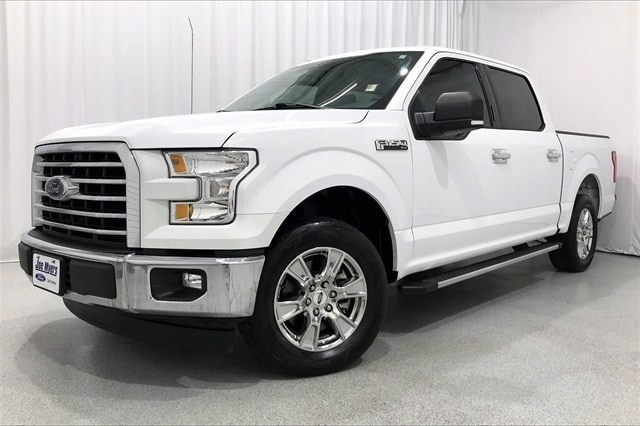 2017 Ford F-150 SuperCrew Cab 4x2, Pickup #PHKC70353 - photo 14