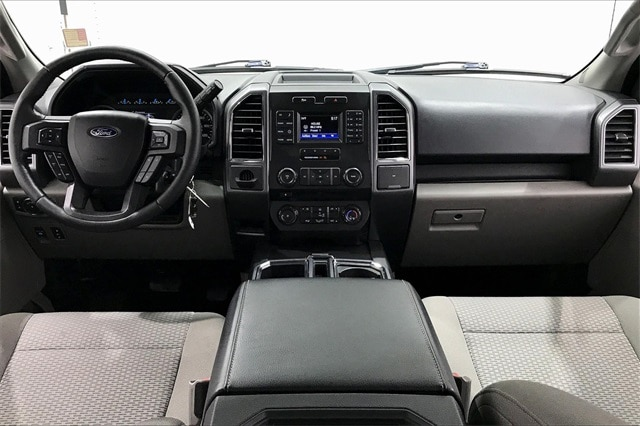 2017 Ford F-150 SuperCrew Cab 4x2, Pickup #PHKC70353 - photo 17