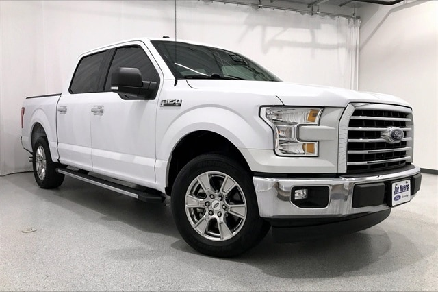 2017 Ford F-150 SuperCrew Cab 4x2, Pickup #PHKC70353 - photo 1