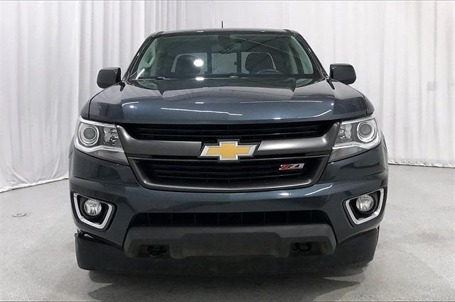 2018 Chevrolet Colorado Crew Cab 4x4, Pickup #PJ1153520 - photo 2
