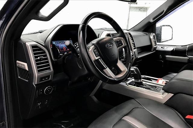 2018 Ford F-150 SuperCrew Cab 4x4, Pickup #PJFB19213 - photo 15