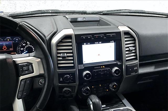 2018 Ford F-150 SuperCrew Cab 4x4, Pickup #PJFB19213 - photo 8