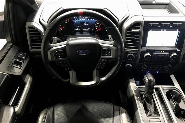 2018 F-150 SuperCrew Cab 4x4,  Pickup #PJFB27974 - photo 7