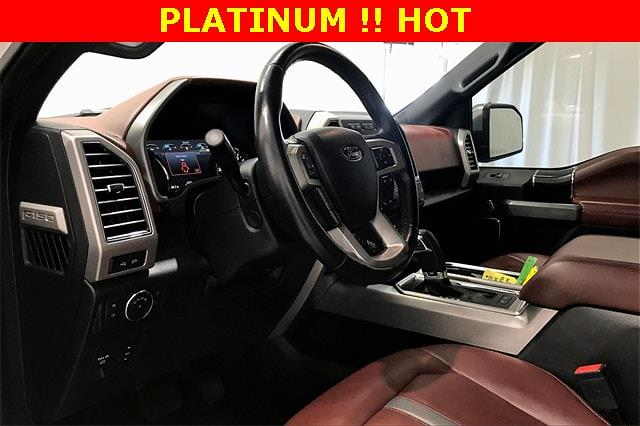 2018 Ford F-150 SuperCrew Cab 4x4, Pickup #PJFB58166 - photo 15