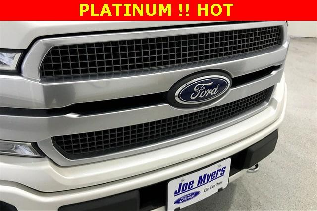 2018 Ford F-150 SuperCrew Cab 4x4, Pickup #PJFB58166 - photo 34