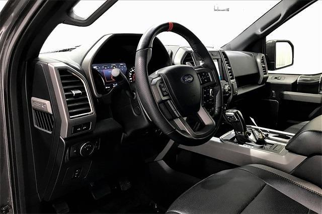 2018 Ford F-150 SuperCrew Cab 4x4, Pickup #PJFD69575 - photo 15