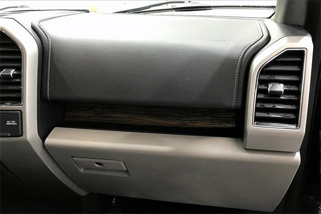 2018 Ford F-150 SuperCrew Cab 4x4, Pickup #PJFD70830 - photo 18