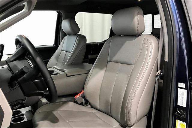 2018 Ford F-150 SuperCrew Cab 4x4, Pickup #PJFD70830 - photo 20