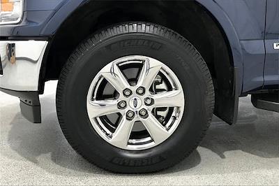 2018 Ford F-150 SuperCrew Cab 4x4, Pickup #PJFD70830 - photo 11