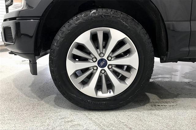 2018 Ford F-150 SuperCrew Cab 4x4, Pickup #PJFD78575 - photo 11