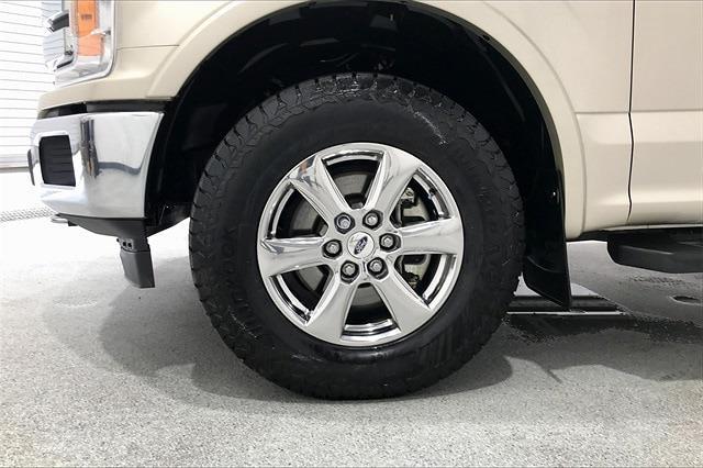 2018 Ford F-150 SuperCrew Cab 4x4, Pickup #PJKD20922 - photo 11