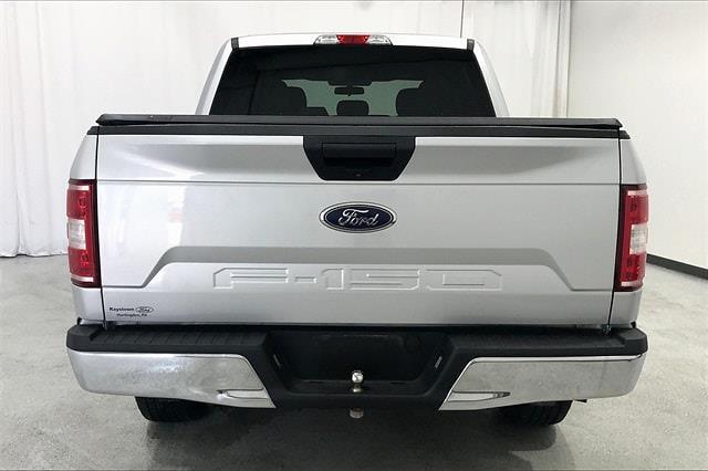 2018 Ford F-150 SuperCrew Cab 4x4, Pickup #PJKD82496 - photo 4