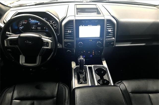 2018 Ford F-150 SuperCrew Cab 4x4, Pickup #PJKE07081 - photo 17