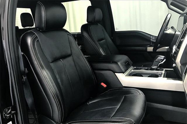 2018 Ford F-150 SuperCrew Cab 4x4, Pickup #PJKE07081 - photo 4