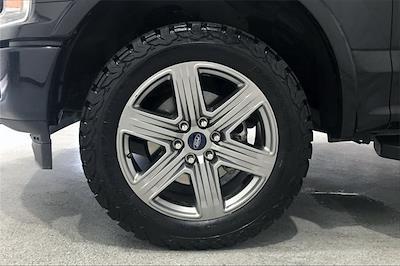 2018 Ford F-150 SuperCrew Cab 4x4, Pickup #PJKE07081 - photo 11
