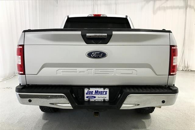2018 Ford F-150 SuperCrew Cab 4x4, Pickup #PJKE87139 - photo 5