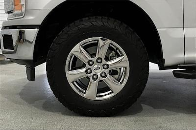 2018 Ford F-150 SuperCrew Cab 4x4, Pickup #PJKE87139 - photo 11