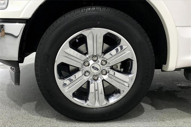 2018 Ford F-150 SuperCrew Cab 4x2, Pickup #PJKF02148 - photo 11