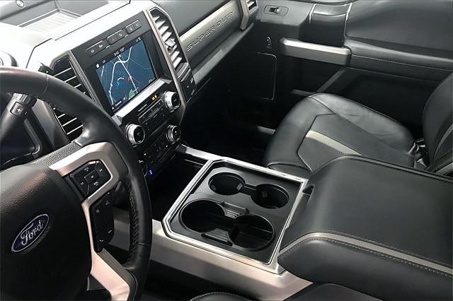 2019 Ford F-250 Crew Cab 4x4, Pickup #PKEC05602 - photo 19
