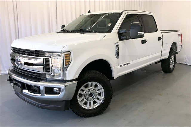 2019 Ford F-250 Crew Cab 4x4, Pickup #PKED70711 - photo 1