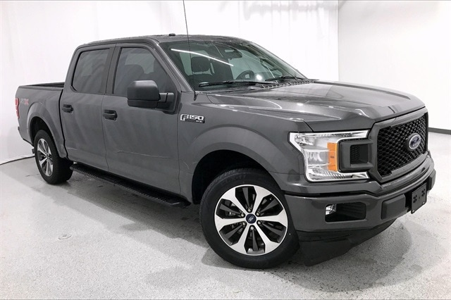2019 Ford F-150 SuperCrew Cab RWD, Pickup #PKKC30429 - photo 3