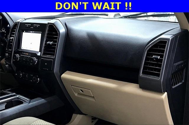 2019 Ford F-150 SuperCrew Cab 4x4, Pickup #PKKE17673 - photo 18