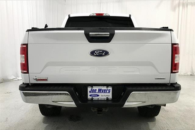 2019 Ford F-150 SuperCrew Cab 4x4, Pickup #PKKF27228 - photo 4