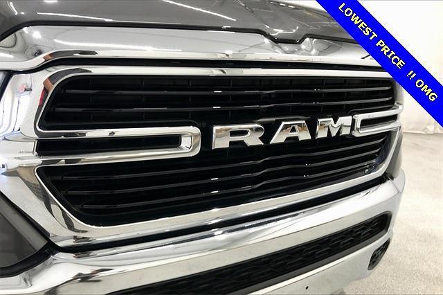 2019 Ram 1500 Crew Cab 4x4, Pickup #PKN714293 - photo 34