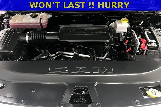 2019 Ram 1500 Crew Cab 4x4, Pickup #PKN879076 - photo 36