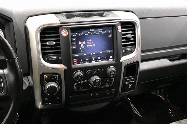 2019 Ram 1500 Crew Cab 4x4, Pickup #PKS662261 - photo 7