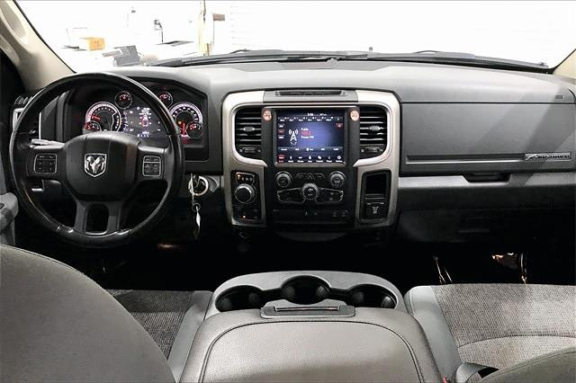 2019 Ram 1500 Crew Cab 4x4, Pickup #PKS662261 - photo 17