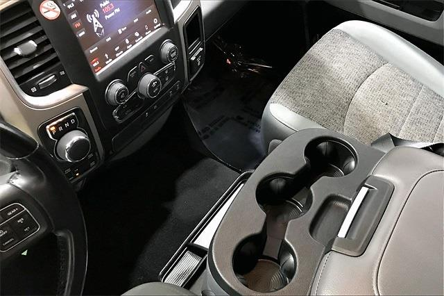 2019 Ram 1500 Crew Cab 4x4, Pickup #PKS662261 - photo 19