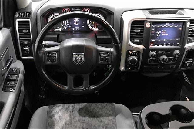 2019 Ram 1500 Crew Cab 4x4, Pickup #PKS662261 - photo 6