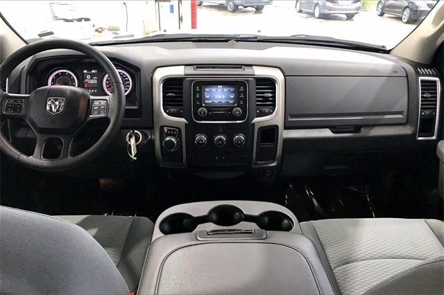 2019 Ram 1500 Crew Cab 4x2, Pickup #PKS712237 - photo 17