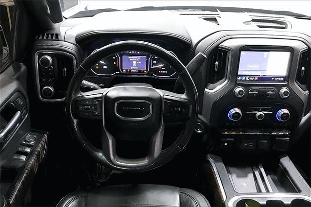 2019 GMC Sierra 1500 Crew Cab 4x4, Pickup #PKZ108032 - photo 3