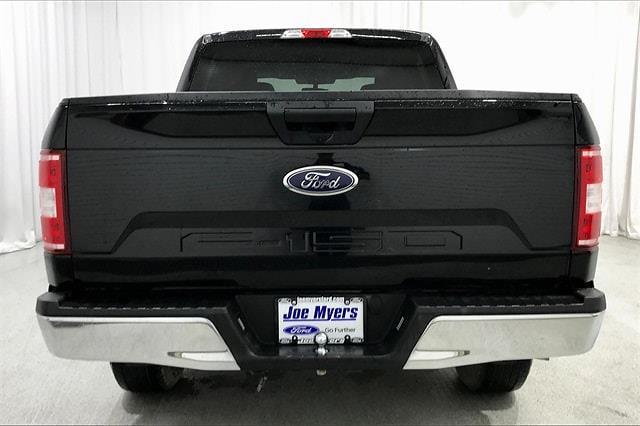2020 Ford F-150 SuperCrew Cab 4x4, Pickup #PLFA25966 - photo 5