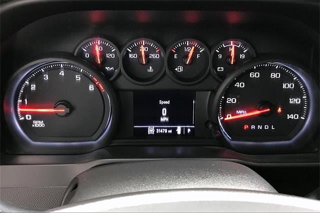 2020 Chevrolet Silverado 1500 Crew Cab 4x4, Pickup #PLG111246 - photo 26