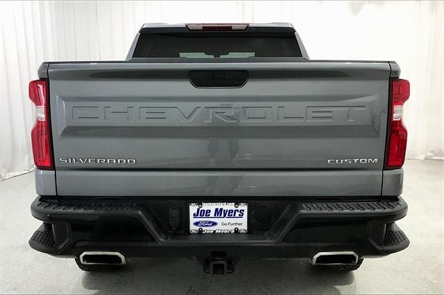 2020 Chevrolet Silverado 1500 Crew Cab 4x4, Pickup #PLG111246 - photo 6