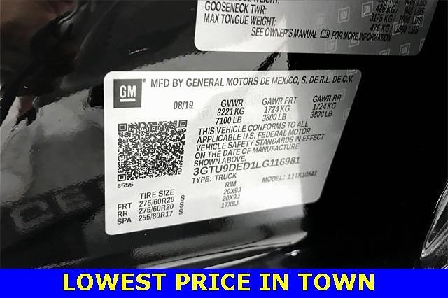 2020 GMC Sierra 1500 Crew Cab 4x4, Pickup #PLG116981 - photo 37