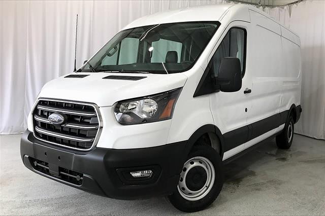 2020 Ford Transit 250 Med Roof 4x2, Empty Cargo Van #PLKB11109 - photo 1
