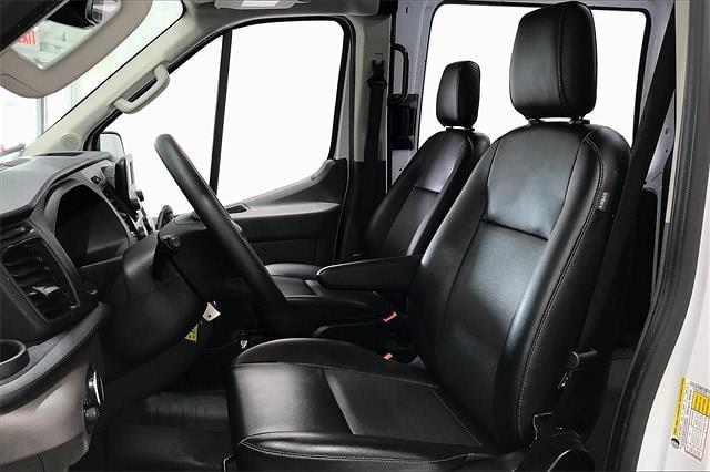 2020 Ford Transit 250 Med Roof 4x2, Empty Cargo Van #PLKB11109 - photo 21