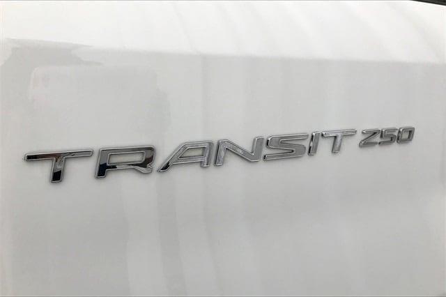 2020 Ford Transit 250 Med Roof 4x2, Empty Cargo Van #PLKB11109 - photo 9