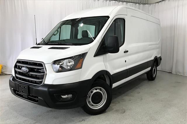 2020 Ford Transit 250 Med Roof 4x2, Empty Cargo Van #PLKB16804 - photo 1