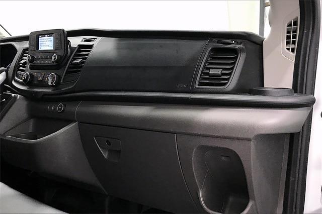 2020 Ford Transit 250 Med Roof 4x2, Empty Cargo Van #PLKB16804 - photo 18