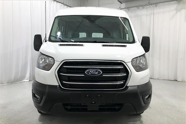 2020 Ford Transit 250 Med Roof 4x2, Empty Cargo Van #PLKB16804 - photo 4