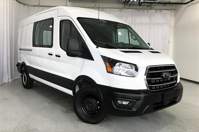 2020 Ford Transit 250 Med Roof 4x2, Empty Cargo Van #PLKB16804 - photo 38