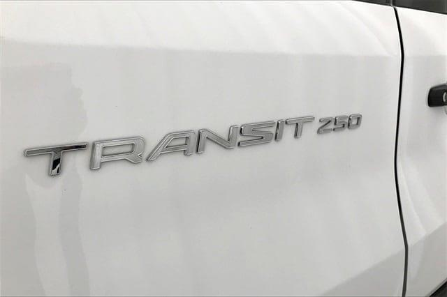 2020 Ford Transit 250 Med Roof 4x2, Empty Cargo Van #PLKB16804 - photo 9